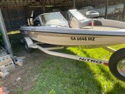 Pre-Owned 1999 Nitro 185 Sport 3F Dual Console Power Boat for sale